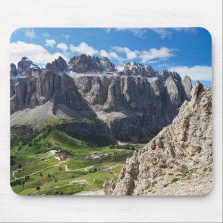 Dolomiti - Sella mount Mouse Pad