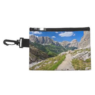 Dolomiti - sendero en Val Badia