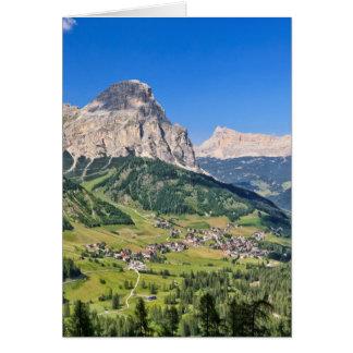 Dolomiti - Val Badia Card