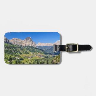 Dolomiti - Val Badia Etiquetas Bolsas