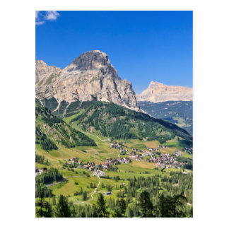 Dolomiti - Val Badia Postal