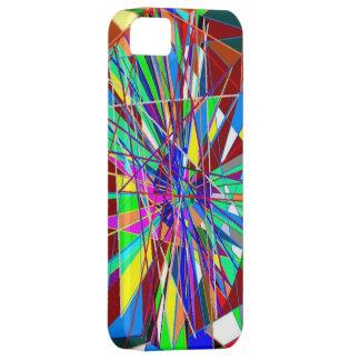 Dolor abstracto y Chiari Funda Para iPhone SE/5/5s