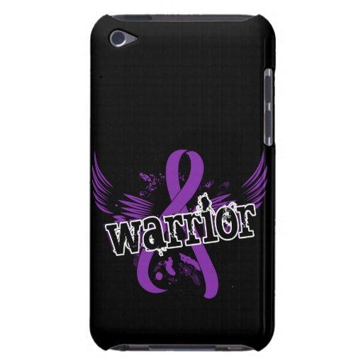 Dolor crónico de la enfermedad crónica del guerrer iPod Case-Mate protectores