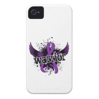Dolor crónico de la enfermedad crónica del guerrer iPhone 4 Case-Mate protectores