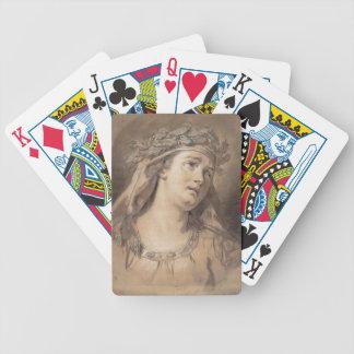 Dolor de Jacques-Louis David Baraja De Cartas