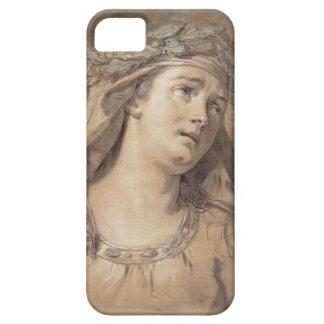 Dolor de Jacques-Louis David iPhone 5 Case-Mate Protector