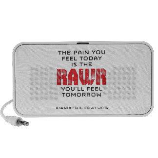 Dolor hoy - RAWR mañana Altavoces