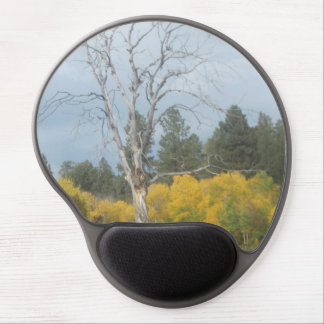 Dolores Colorado Tree in the Fall Gel Mouse Pad