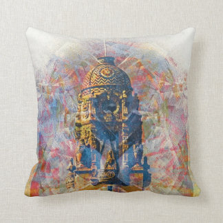 dolores highschool - missiondistrict sanfrancisco throw pillow