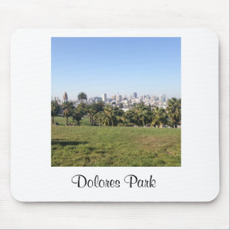 Dolores Park Mouse Pad