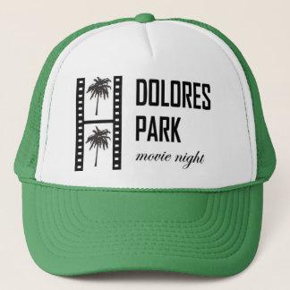 Dolores Park Movie Night Cap