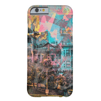 Dolores' park Painted ladies in San Francisco Barely There iPhone 6 Case