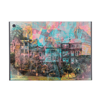 Dolores' park Painted ladies in San Francisco iPad Mini Cover