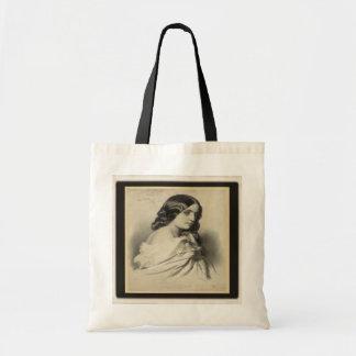 Dolores Portrait Tote Bag