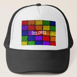 DOLORES TRUCKER HAT
