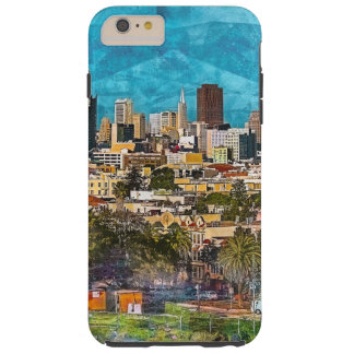 DoloresPark for a Downtown SanFrancisco Overview Tough iPhone 6 Plus Case