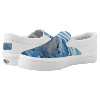 Dolphin20151021 Slip-On Sneakers