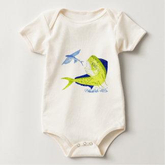 dolphin6666.jpg baby bodysuit
