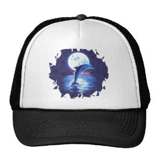 dolphin-8 trucker hat