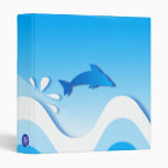 Dolphin abstract binder