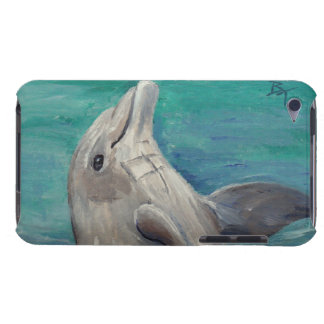 Dolphin aceo barely there iPod case