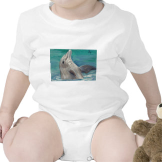 Dolphin aceo Infant Creeper
