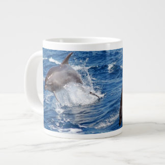 Dolphin Adventure Giant Coffee Mug