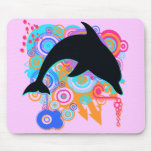 Dolphin Art Mouse Pad
