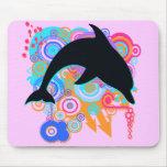 Dolphin Art Mousepads