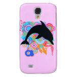 Dolphin Art Samsung Galaxy S4 Case