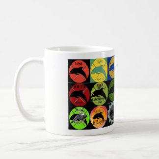 Dolphin Attack Squad #10908 Logo Mug