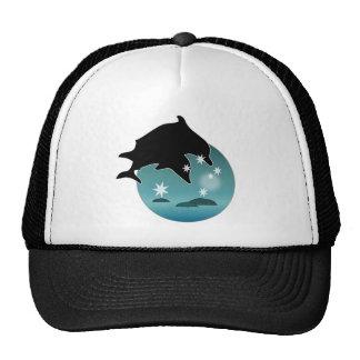 Dolphin Aussie Icon Cap Mesh Hat