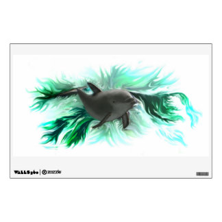 Dolphin - Baby Wall Sticker