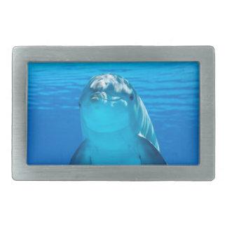 Dolphin Belt Buckle