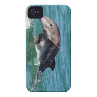 Dolphin Blackberry Curve- Barely There Mate Case Blackberry Cases