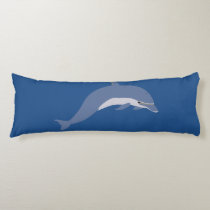 Dolphin Body Pillow