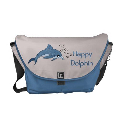 Dolphin Bolsa De Mensajería