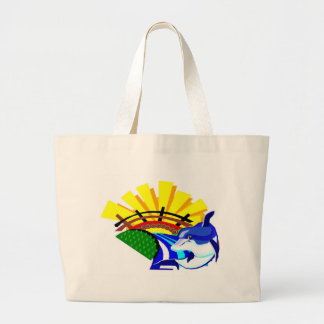 Dolphin Collection 1 Tote Bags