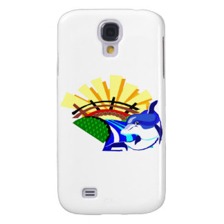 Dolphin Collection 1 Galaxy S4 Cover