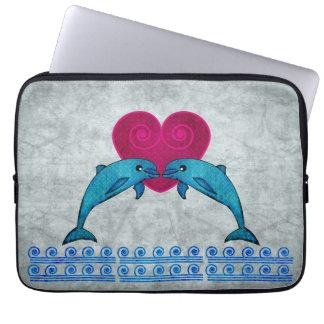 Dolphin Computer Sleeve