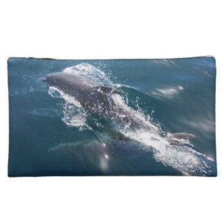Dolphin Cosmetic Bag