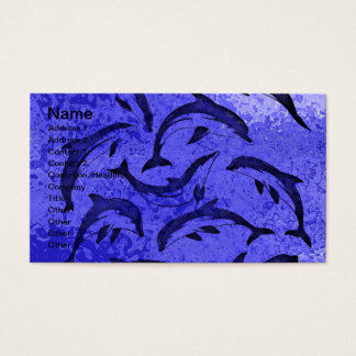 DOLPHIN DANCE Business Cards