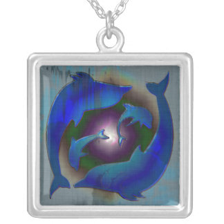 Dolphin Dance Necklaces