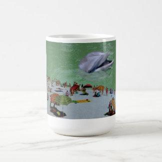 Dolphin Days Coffee Mug