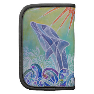 Dolphin Delight Folio Planner