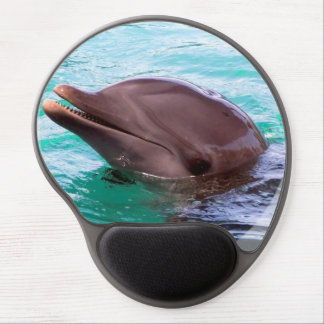 Dolphin Design Gel Mouse Pad