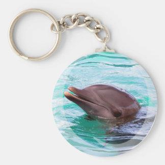 Dolphin Design Keychain