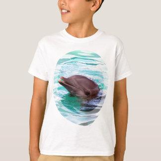 Dolphin Design Kid's T-Shirt