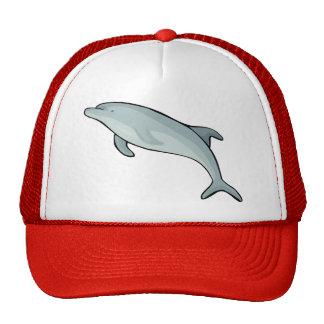 Dolphin Dolphins Marine Mammals Blue Fish Animal Hats