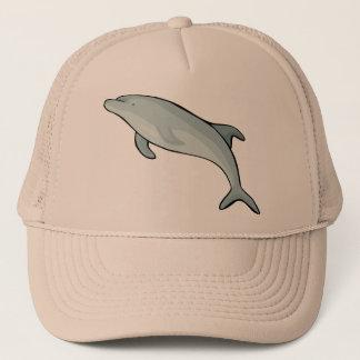 Dolphin Dolphins Marine Mammals Blue Fish Animal Trucker Hat